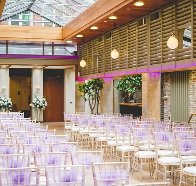 Weddings at 11 Cavendish Square